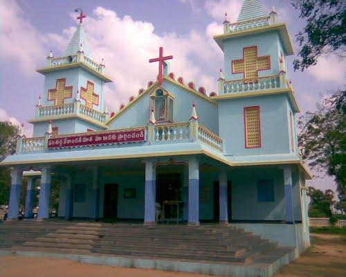 velangani matha church koduru nellore