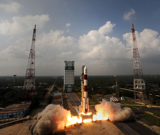 pslv-c25-22 MOM Mangalyaan
